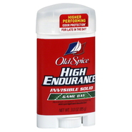 Old Spice High Endurance Anti-Perspirant/Deodorant, Invisible Solid, Game Day, 3 oz (85 g) at Kmart.com