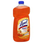 Lysol Multi-Surface Cleaner, Juicy Tangerine & Mango Essence Scent, 40 fl oz (1 qt 8 fl oz) 1.18 lt at Kmart.com