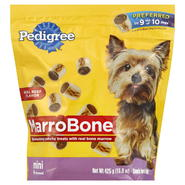 Pedigree MarroBone Snacks for Dogs, Toy/Small, Real Beef Flavor, Mini, 15 oz (425 g) at Kmart.com