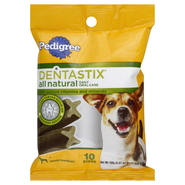 Pedigree DentaStix Snack Food for Dogs, Small/Medium, 10 sticks [5.57 oz (158 g)] at Kmart.com