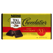 Toll House Baking Bar, Chocolatier, Dark Chocolate, 4 oz (113.3 g) at Kmart.com