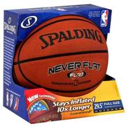 Spalding Never Flat Basketball, Outdoor, Full Size, 29.5 Inches, 1 ball  en Sears.com