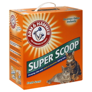 Arm & Hammer Super Scoop Clumping Litter, Fresh Scent, 28 lb (12.70 kg) at Kmart.com