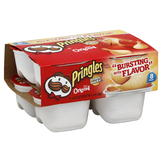Pringles Snack Stacks Potato Crisps, The Original, 8 Pack, 8 - 0.74 oz (21 g) tubs [5.92 oz (168 g)] at mygofer.com