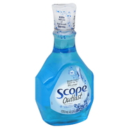 Scope Outlast Mouthwash, Long Lasting Peppermint, 42.3 fl oz (1250 ml) at Kmart.com