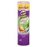 Pringles Potato Crisps, Super Stack, Reduced Fat, Sour Cream & Onion, 6 oz (170 g) at mygofer.com