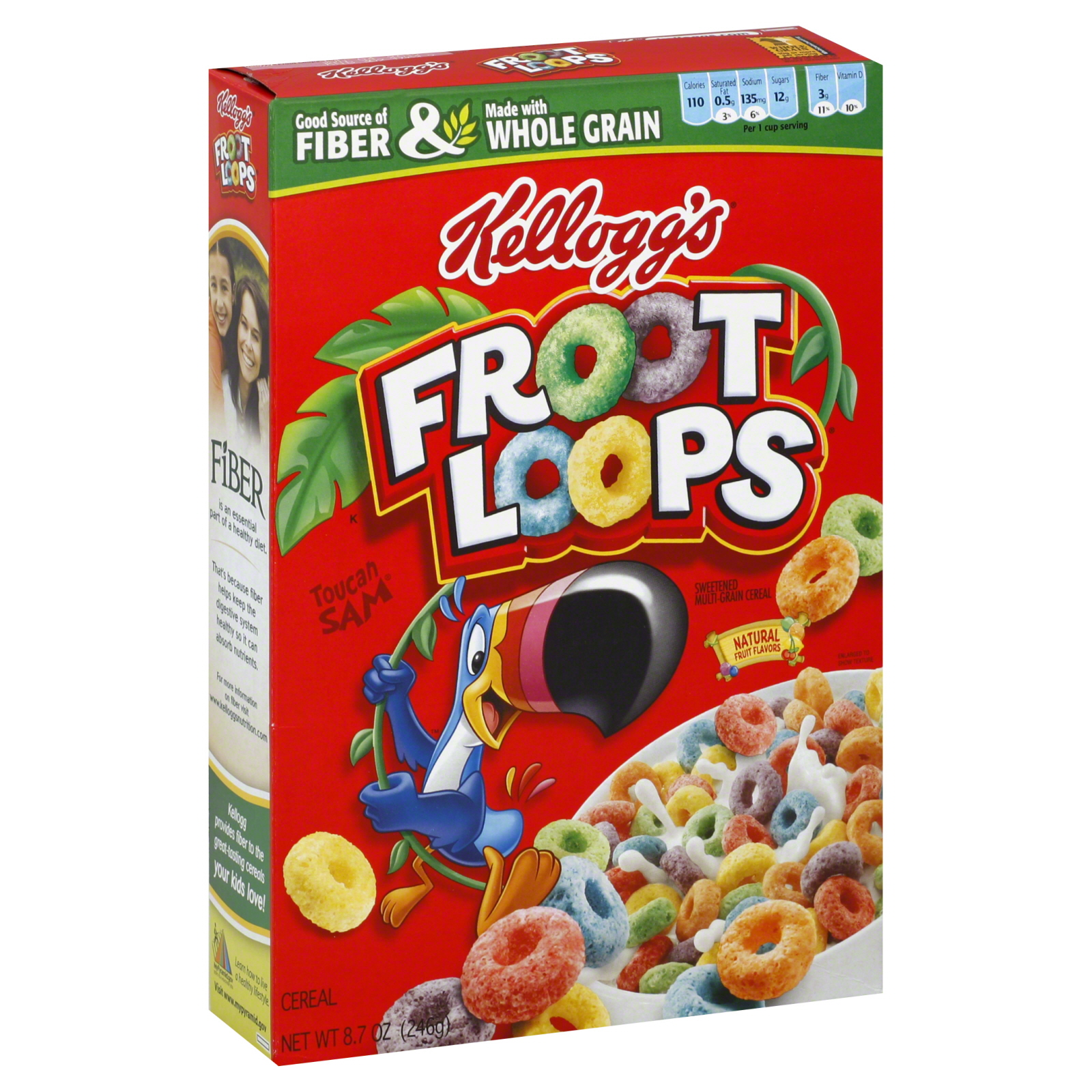 Cereal, 8.7 oz (246 g)                                                                                                           at mygofer.com