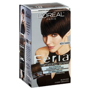 L'Oreal Feria Permanent Haircolour Gel, Cooler, Deep Beige Brown T42, 1 application at Kmart.com