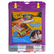 Crayola Color Wonder Stow & Go Studio, 1 set at Sears.com