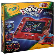 Crayola Color Explosion Glow Board, 1 kit at Kmart.com