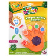 Crayola Color Wonder Fingerpaints & Paper, 1 kit at Kmart.com