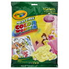Crayola Mess Free Color Wonder Markers Coloring Pad Disney Princess 1 kit