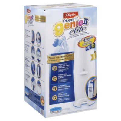 Diaper Genie II Elite Disposal System,