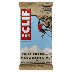 Clif Bar Energy Bar, White Chocolate Macadamia Nut, 2.4 oz (68 g) at Kmart.com
