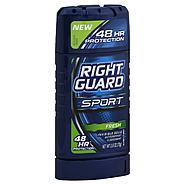 Right Guard Sport Antiperspirant & Deodorant, Invisible Solid, Fresh, 2.6 oz (73 g) at Kmart.com
