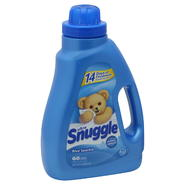 Snuggle Ultra Softener, Blue Sparkle, 50 fl oz (1.56 qt) 1.47 lt at Kmart.com