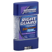 Right Guard Sport Antiperspirant & Deodorant, Clear Gel, Active, 3 oz (85 g) at Kmart.com
