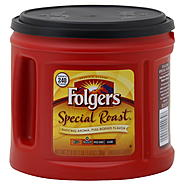 Folgers Special Roast Coffee, Ground, Medium, 27.8 oz (1 lb 11.8 oz) 788 g at Kmart.com