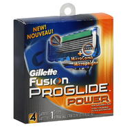 Gillette Fusion ProGlide Cartridges, Power, 1 kit at Kmart.com