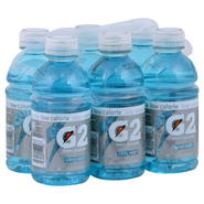 Gatorade Perform 02 Thirst Quencher, Glacier Freeze, 6 - 12 fl oz (355 ml) bottles at mygofer.com