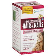 Applied Nutrition Hair & Nails, Longer Stronger, Liquid Soft-Gels, 60 liquid soft-gels at Kmart.com