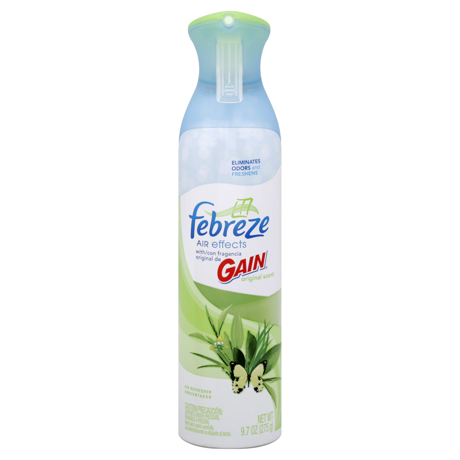 Air Effects Air Freshener, with Gain Original