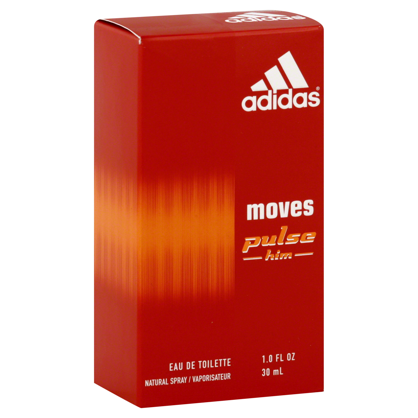 Adidas  Moves Pulse Him Eau de Toilette
