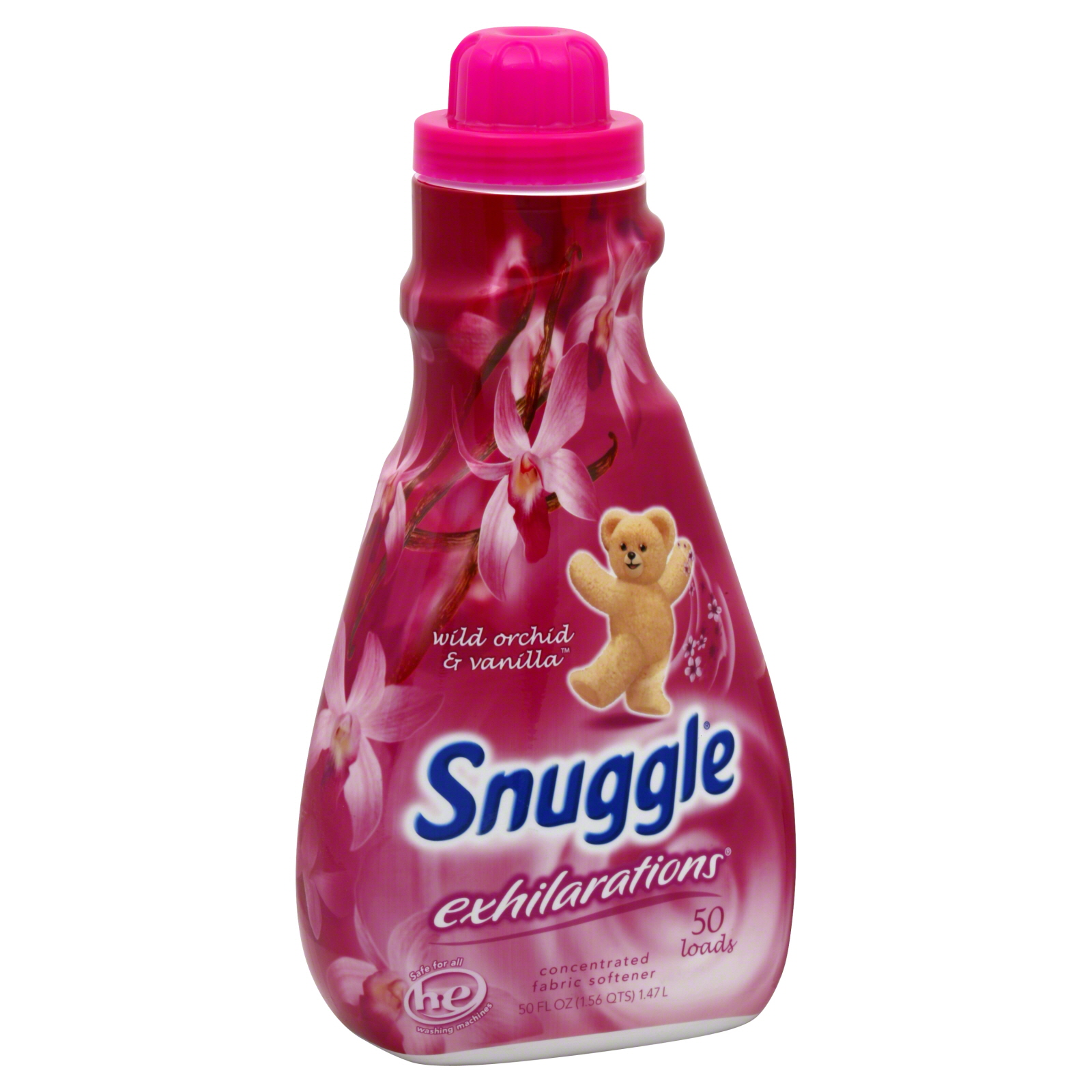 Snuggle  Exhilarations Fabric Softener,