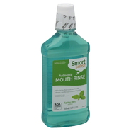 Smart Sense Mouth Rinse, Antiseptic, Spring Mint Flavor, 16.9 fl oz (500 ml) at Kmart.com