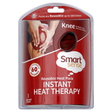 Smart Sense Heat Pack & Pouch, Knee, Reusable, 1 pack at mygofer.com