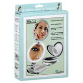Zadro Make-Up Mirror, Ultimate, 10X/1X, 1 mirror at mygofer.com