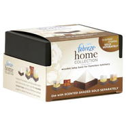 Febreze Home Collection Lamp Base, Wooden, for Flameless Luminary, 1 each at Kmart.com