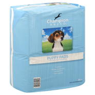 Champion Breed Puppy Pads, 50 pads at Kmart.com