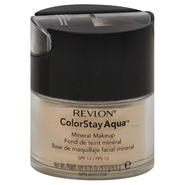 Revlon ColorStay Aqua Mineral Makeup, Light Medium, 0.35 oz (9.9 g) at Kmart.com