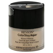 Revlon ColorStay Aqua Mineral Makeup, Medium, 0.35 oz (9.9 g) at Kmart.com