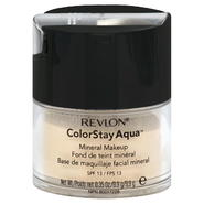 Revlon ColorStay Aqua Mineral Makeup, Light, 0.35 oz (9.9 g) at Kmart.com