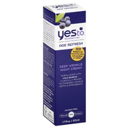 Yes to! Age Refresh Night Cream, Deep Wrinkle, 1.7 fl oz (50 ml) at Kmart.com