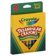 Crayola Triangular Crayons, 8 crayons at Sears.com