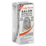 Sally Hansen Salon Effects Real Nail Polish Strips, Cut It Out 220, 16 strips at Kmart.com