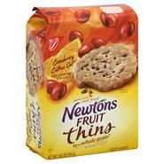 Nabisco Fruit Thins Cookies, Crispy, Cranberry Citrus Oat, 10.5 oz (297 g) at Kmart.com