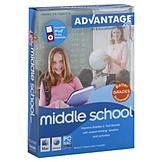 Encore Middle School Advantage 2011, 1 software at mygofer.com