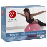 Bally Total Fitness Fitness Ball, Burst Resistant, 1 ball at Kmart.com