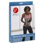 Bally Total Fitness Slimmer Belt, with Zippers, 1 belt at Kmart.com