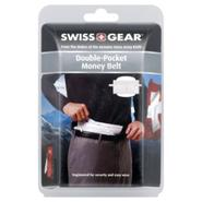 Swiss Gear Money Belt, Double-Pocket, Light Grey, 1 belt at Sears.com