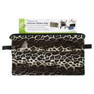 Nova Ortho-Med Inc Glamour Line Walker Bag, Ultimate, Animal Pattern, 1 bag at Kmart.com
