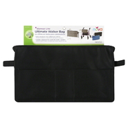 Nova Ortho-Med Inc Glamour Line Walker Bag, Ultimate, Black, 1 bag at Kmart.com