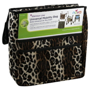 Nova Ortho-Med Inc Glamour Line Universal Mobility Bag, Animal Pattern, 1 bag at Kmart.com