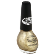 Nicole by OPI Nail Polish, Gold Texture NI 376, 0.5 oz (15 ml) at Kmart.com