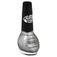 Nicole by OPI Nail Polish Silver Texture NI 378, 0.5 oz (15 ml) at Kmart.com