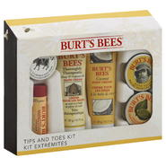 Burt's Bees Tips and Toes Kit, 1 kit at Kmart.com